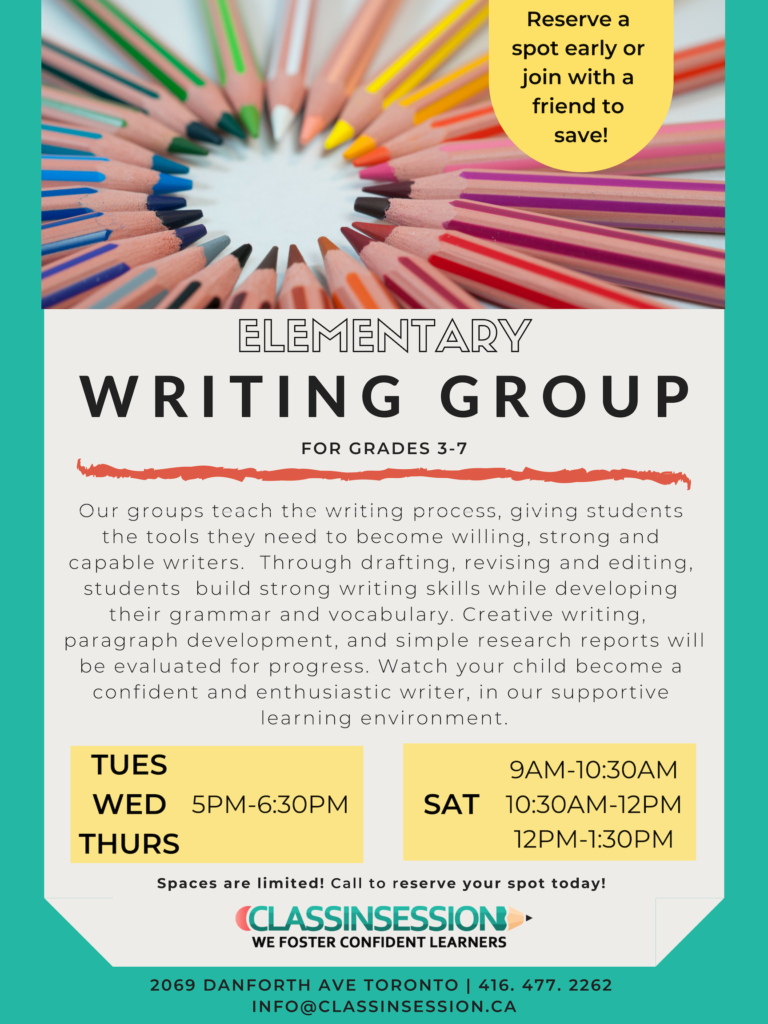 Book Clubs & Writers' Groups