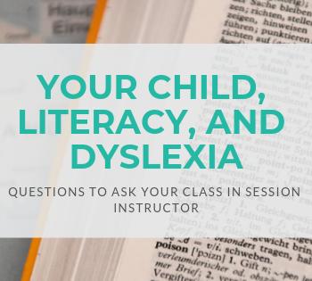 Dyslexia Tutoring in Toronto