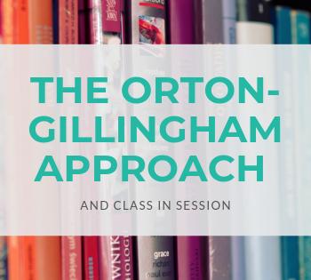 Orton Gillingham Tutoring in Toronto