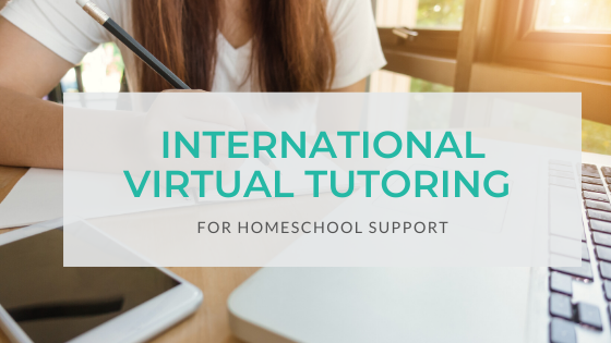 International Virtual Tutoring